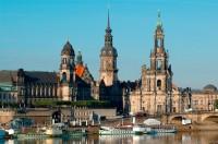 ドレスデン城とカトリック旧宮廷教会