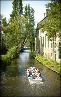 運河めぐり