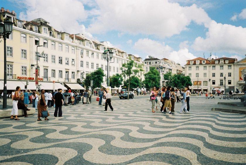 リスボン広場