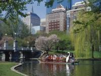 ボストンの公園