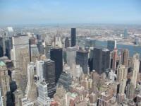 ニューヨーク高層ビル群