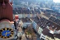 鐘楼からの旧市街