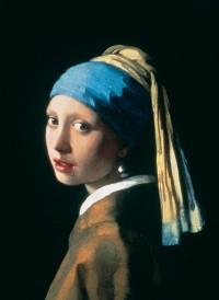 フェルメール「真珠のイヤリングの少女」