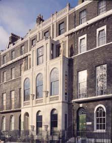 ジョン・ソーン美術館(Sir John Soane's Museum)