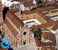 サンタマリア・グロリオーザ・デ・フラーリ教会(Basilica di Santa Maria Gloriosa dei Frari)