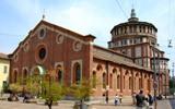 サンタ・マリア・デレ・グラツィエ教会(Santa Maria delle Grazie)