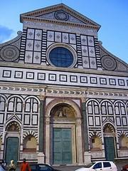 サンタ・マリア・ノヴェッラ教会(Basilica di Santa Maria Novella)