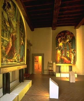 ヴォルテラ美術館(Pinacoteca e Museo Civico - Volterra)