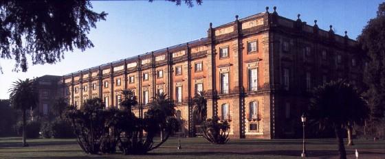 カポディモンテ美術館(Museo e Gallerie Nazionali di Capodimonte)