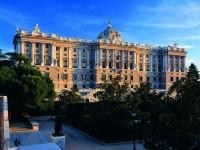 王宮(Palacio Real de Madrid)