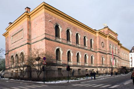 オスロ国立美術館(Nasjonalgalleriet)
