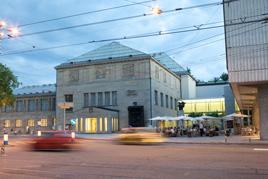 チューリッヒ美術館(Kunsthaus Zürich)