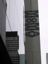ニューヨーク近代美術館(The Museum of Modern Art)