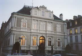 プチ・パレ美術館(Musée Petit Palais)
