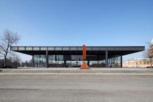 ベルリン美術館 新ナショナルギャラリー(Staatliche Museen zu Berlin - Neue Nationalgalerie)