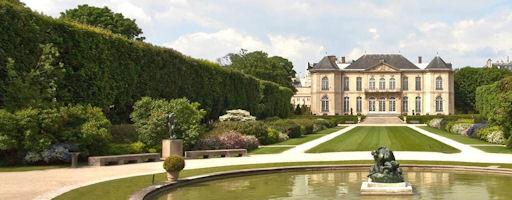 ロダン美術館(Musee Rodin)