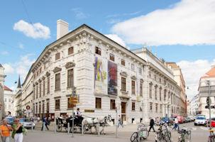 オーストリア演劇博物館(Osterreichischen Theatermuseum)